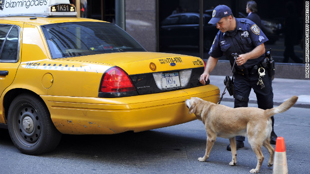Dogs At Center Of Police Search Arguments