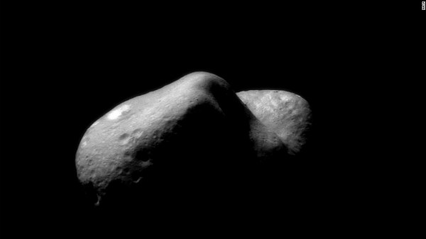 NASA shoots for asteroid new manned missions