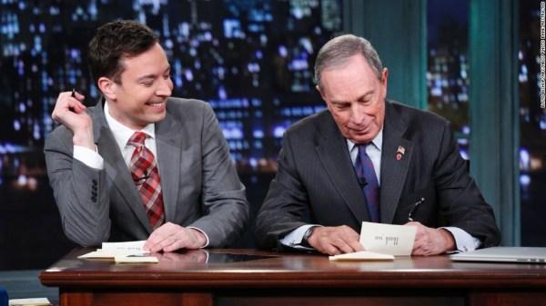 Michael Bloomberg: Clinton looks to NY billionaire to ...