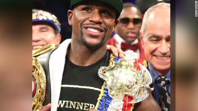 ESPN anchor: Boycott Floyd Mayweather