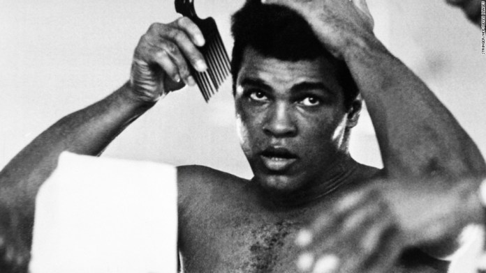 """Was it the greatest sporting occasion of the 20th century? For many, the world heavyweight championship between Muhammad Ali and George Foreman -- dubbed the """"Rumble in the Jungle"""" -- is the most compelling contest of all time. More than 40 years after this legendary bout, which took place in Kinshasa, Zaire, on October 30, 1974, we look back at a night that went down in history."""