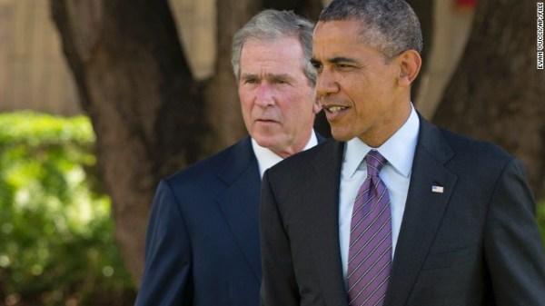 Bush era haunts Obama - CNNPolitics.com