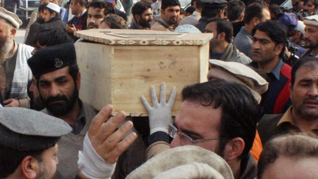 The Taliban in Pakistan's terror legacy