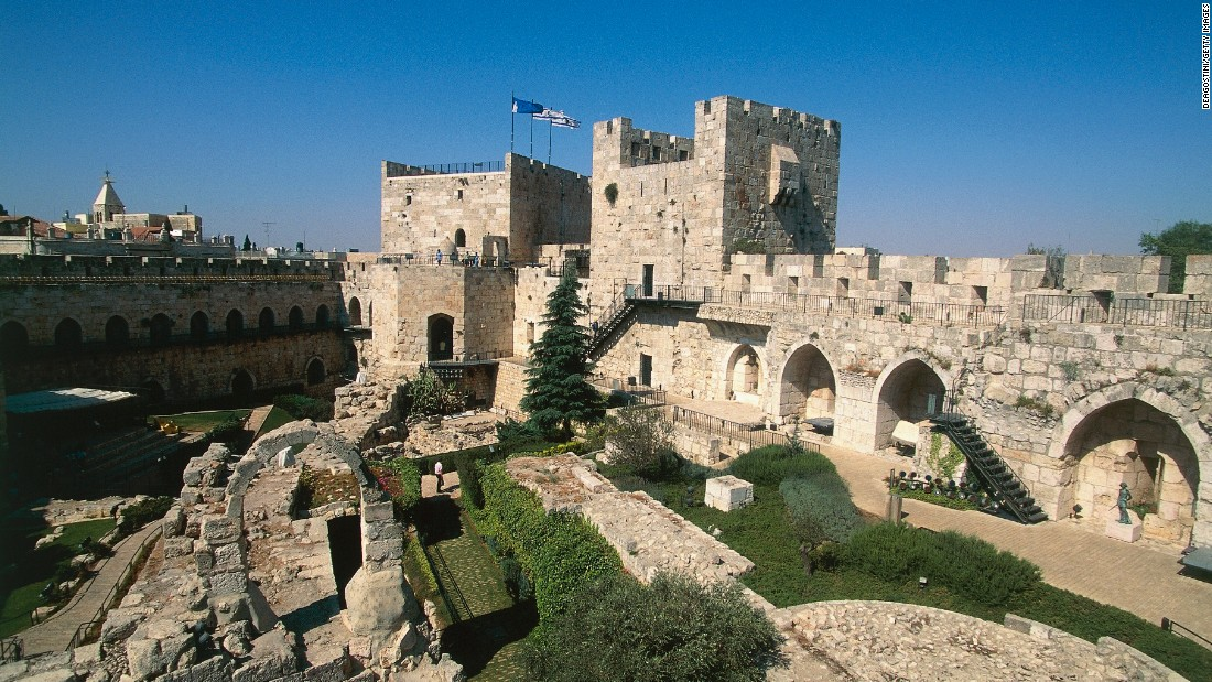 Archaeologists say they've found evidence that Jesus' trial was held near the Tower of David in Jerusalem.