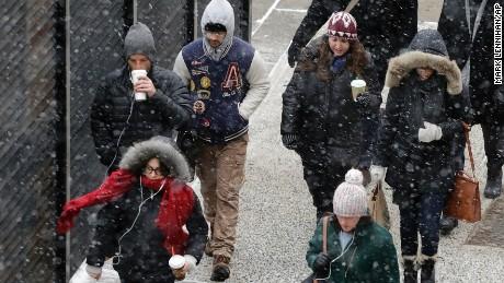 Northeast braces for 'historic' storm