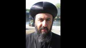 Bishop Angaelos, general bishop of the Coptic Orthodox Church in the UK.