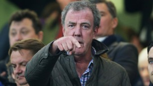 'Top Gear' host's expletive laced rant caught on camera