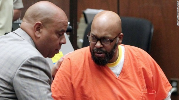 "Former rap mogul Marion ""Suge"" Knight is currently in jail and charged with murder and other charges stemming from a hit-and-run confrontation that left one man dead and another injured in 2015. Knight has pleaded not guilty."