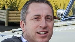Managing Director Steve Morris