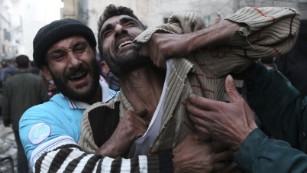 Syria's civil war in pictures