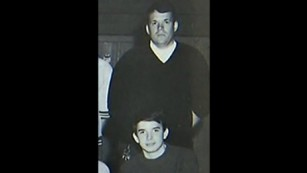 1970 yearbook picture of Dennis Hastert and alleged sexual assault victim Steven Reinboldt