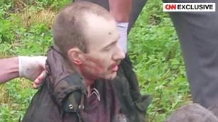 CNN exclusive photo: David Sweat during his capture.