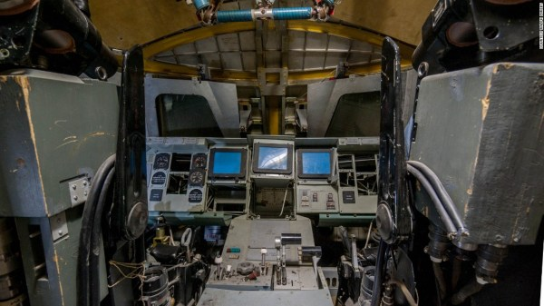 Breathtaking ruins of Soviet space shuttle program CNNcom