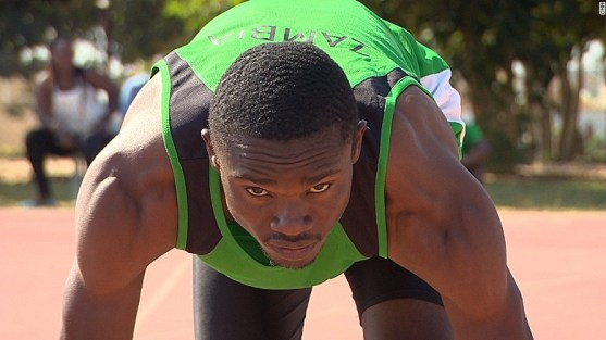 Zambian runner Sydney Siame doesn't come from a particularly sporty family, but that didn't stop him from taking home a gold medal at the Youth Olympic Games in Nanjing, China in 2014.