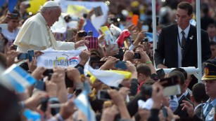 The role of Pope Francis in 2016 politics