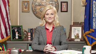"""Amy Poehler in """"Parks and Recreation."""""""