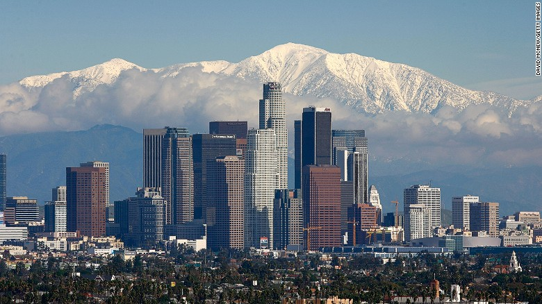 """Los Angeles has leaped 19 places to become the world's joint eighth most expensive city in the <a href=""""http://www.eiu.com/"""" target=""""_blank"""">Economist Intelligence Unit</a>'s latest Worldwide Cost of Living survey."""