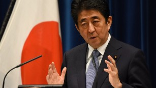 South Korea: Abe apology 'not sincere'