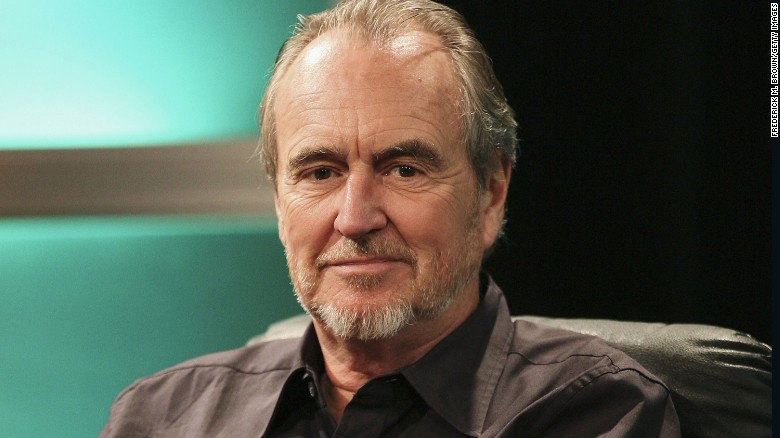 Wes Craven, the visionary horror  movie director, once told CNN that his vivid imagination spooked him as well.