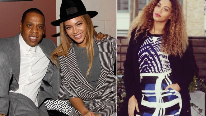 Beyonce pictured wearing Kisua. Go through the gallery to see more creations by the fashion brand.