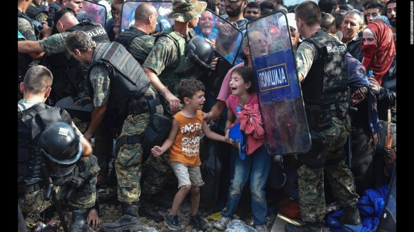 European migrant crisis: more refugees, more troubles ...