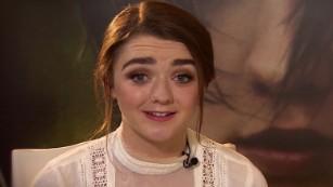 Maisie Williams talks future of 'Game of Thrones'