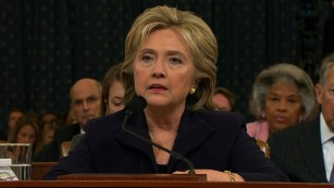 Benghazi hearing: The high-tech lynching of Hillary Clinton