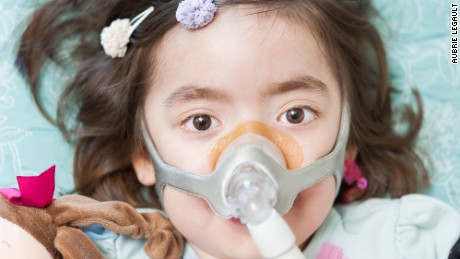 Heaven over hospital: 5-year-old Julianna Snow dies on her terms