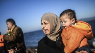 Refugees forced to pay thousands of dollars for passage