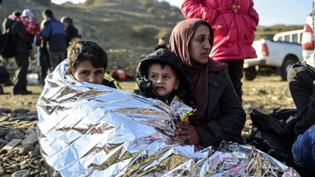 Some governors say they won't accept Syrian refugees