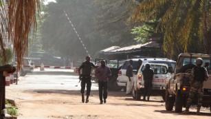 U.N. official: Gunmen had diplomatic plates