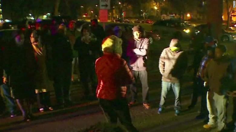 5 shot during Jamar Clark protests