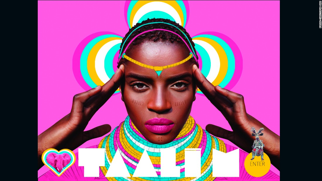 The Kingdom of Taali M (2013), by Pierre-Christophe Gam.