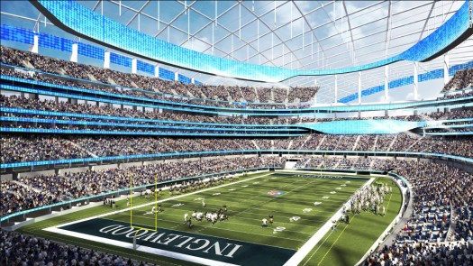 Los Angeles Rams' stadium to be world's most expensive ...