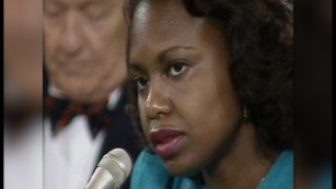 Flashback: Anita Hill's explosive opening statement