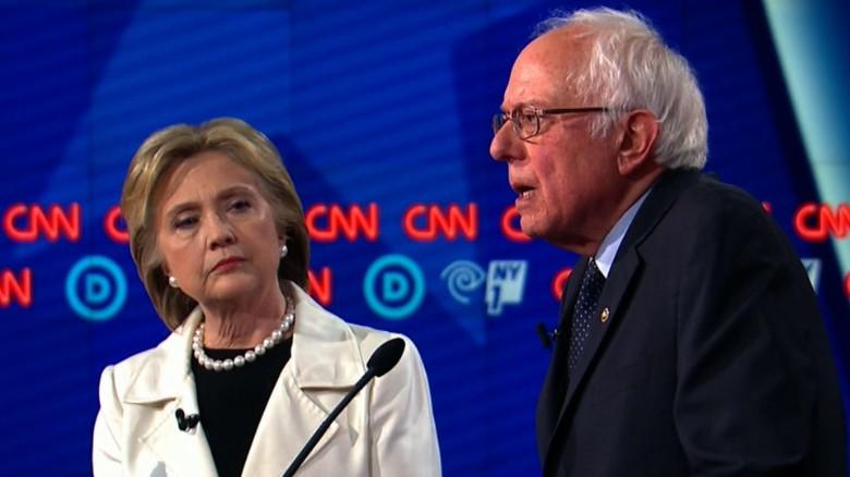 Sanders busts status quo on Israel