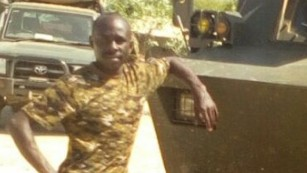 A KDF tank driver and father of two, Kuronoi was on his second tour of duty in Somalia when he was killed.