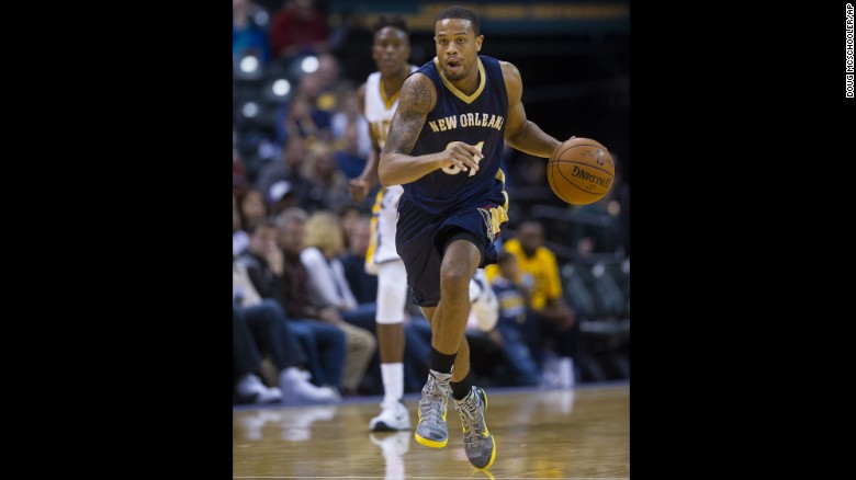 New Orleans Pelicans' Bryce Dejean-Jones died on Saturday from a gunshot wound.