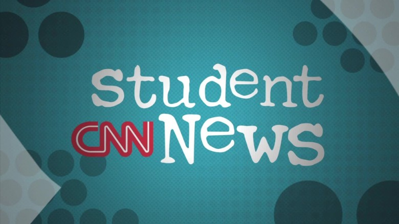 Cnn Logo Student 10 News