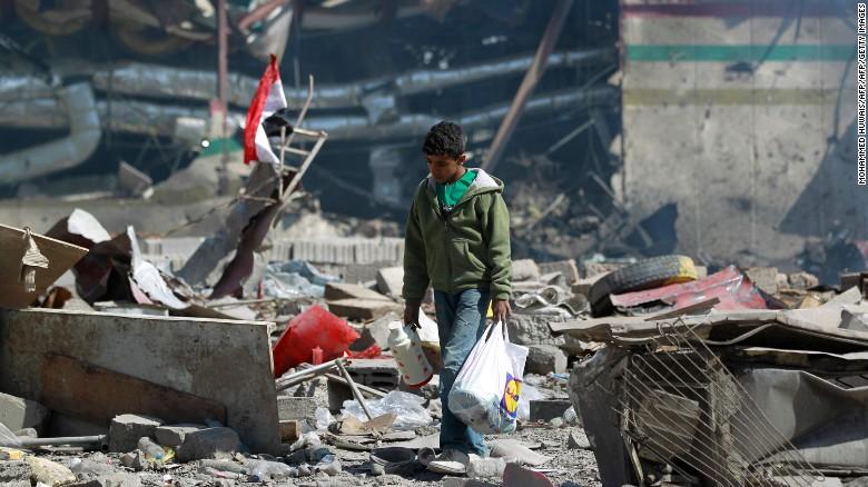 Yemen: A 'poor country's' forgotten war
