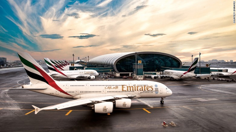 """Emirates: """"A totally pleasant experience,"""" says Susan S."""