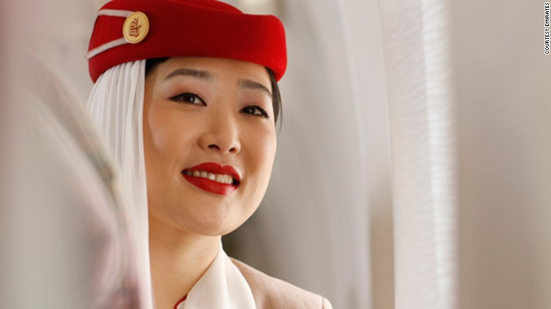 """""""I call it Awesome Airlines!,"""" says Frequentflyer005 of Emirates, the Dubai-based international airline recently named the <a href=""""/2016/07/12/aviation/worlds-best-airlines-2016-skytrax/index.html"""" target=""""_blank"""">world's best airline</a> by Skytrax. ZA_World from Johanneseburg praises the airline for """"unsurpassed price, service and luxury."""""""