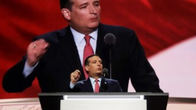 Ted Cruz gets his revenge on Trump