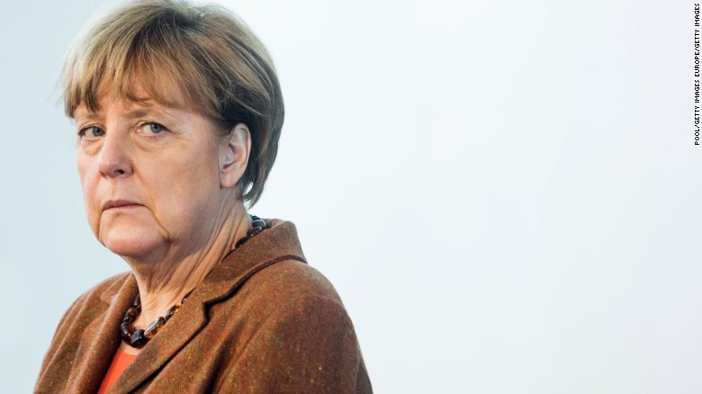 German Chancellor Angela Merkel today said 'we still have a lot to do to regain our (party's) confidence