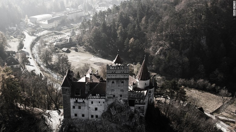 Todos los años, el castillo de Bran celebra una de las mejores fiestas por noche de brujas.