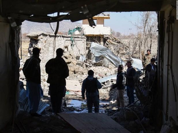 Taliban: A persistent foe