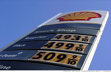 Gas prices are already topping $4 in Los Angeles, along with other parts of the country.