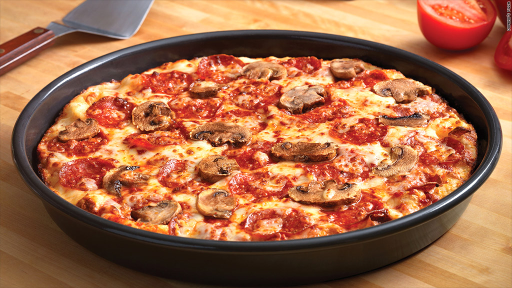 Domino S Pizza Is Hot Again