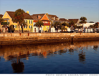 St-Augustine-FL-CNN-Votes-Top-10-Place-to-Retire