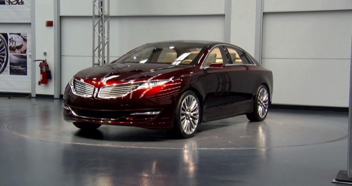 Ford Restarts Lincoln Motor Co Dec 3 2012